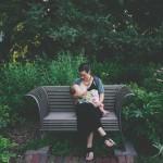 One year old! {Tegan}