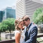Married : Sarah + Aaron