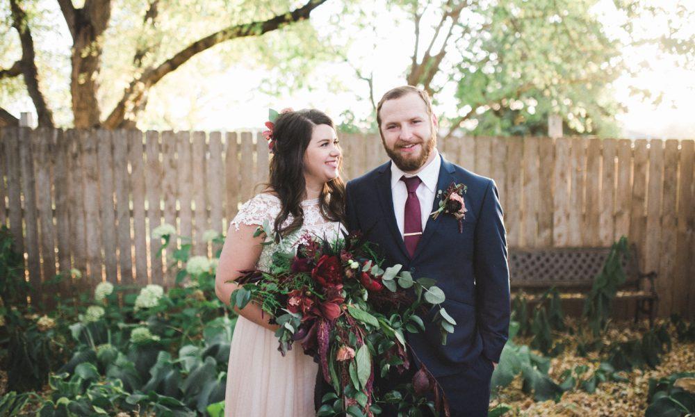 Married! {Andrea + Thomas}