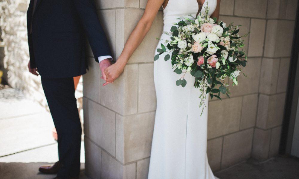 Married! {Stephanie + Dain}