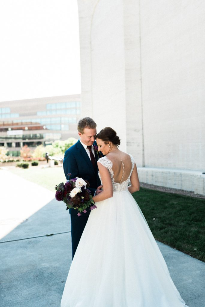 sheldon art museum wedding photographer lincoln ne