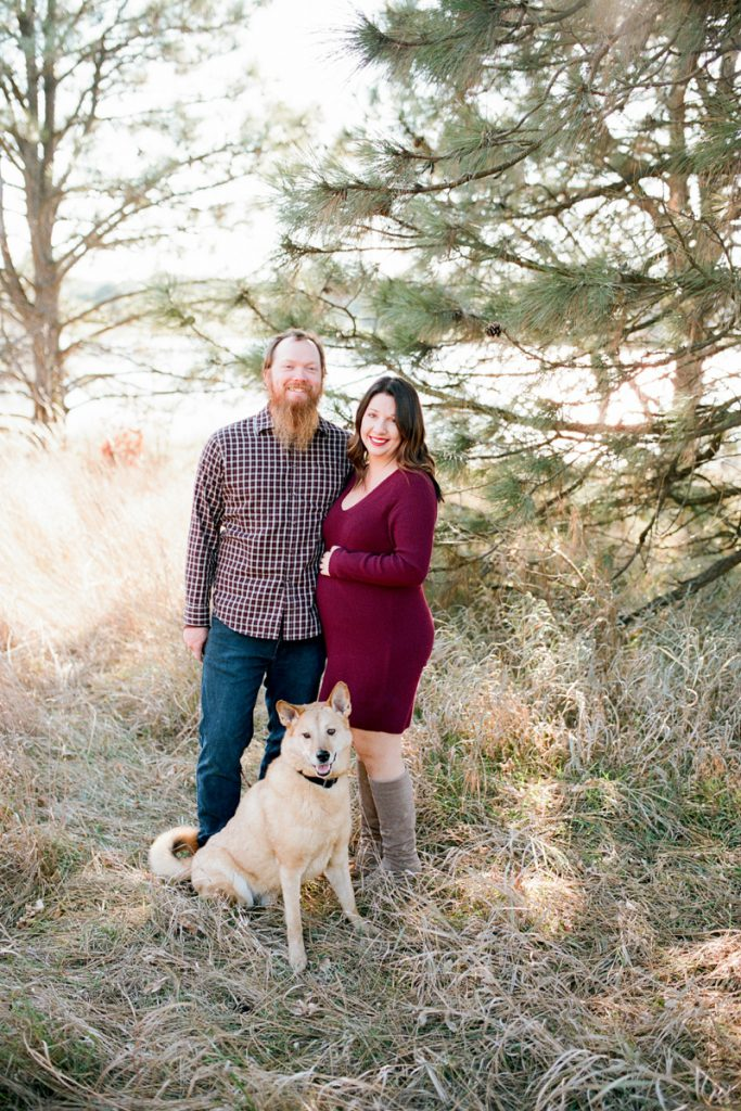 lincoln nebraska maternity session photographer