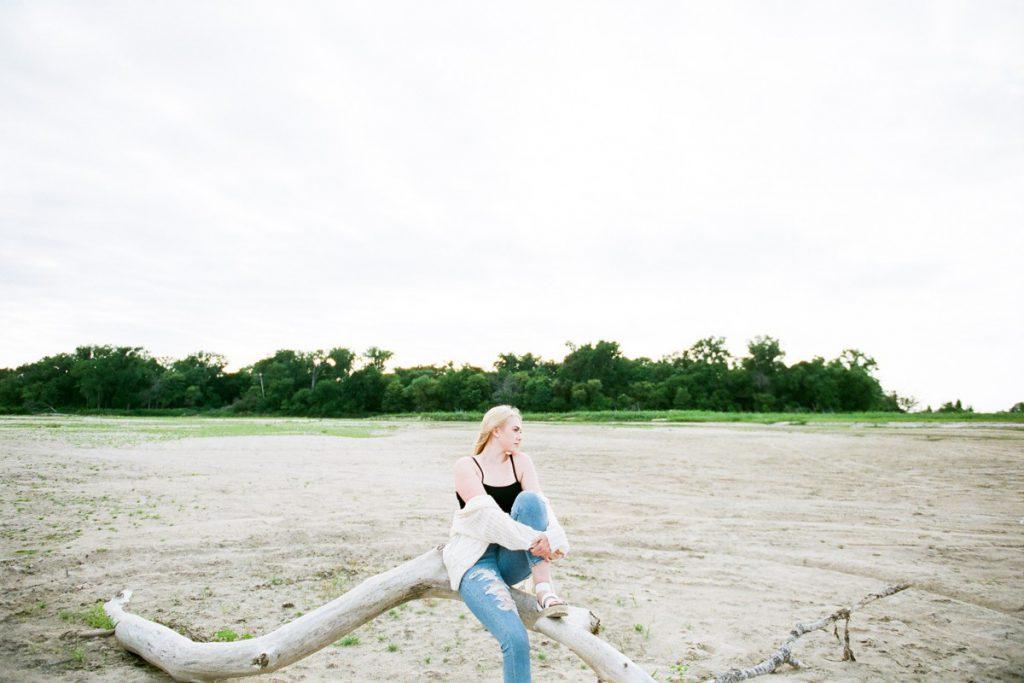 Lincoln Nebraska senior photographer